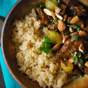 Beef tagine