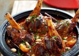 Moroccan Lamb Shank Tagine