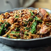 beef and brococoli stir fry
