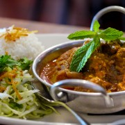 lamb balti curry